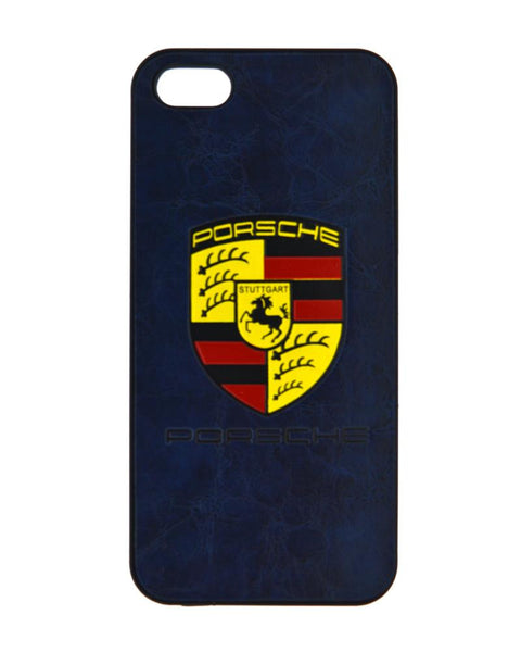 Designer Porsche Style Mobile Cover - Back Cover for iPhone 5/5s - BLUE