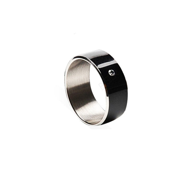 NFC enabled smart Ring
