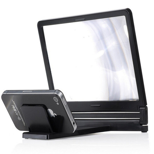 Mobile Phone Screen Enlarge Magnifier Stand | Mobilegear