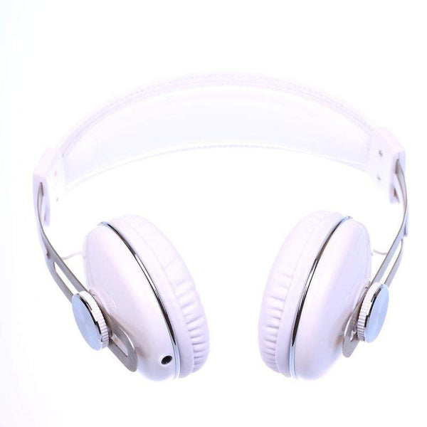 Best Quality High Bass Wired Headphones With Soft Earmuffs & Mic