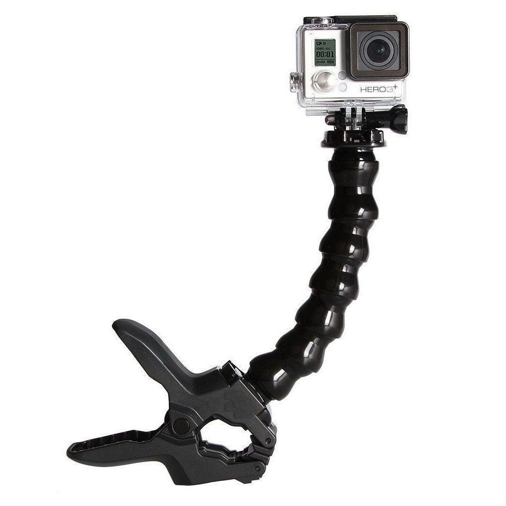 GoPro Jaw Flex Mount For GoPro, SJCAM, Yi & Other Action Cameras