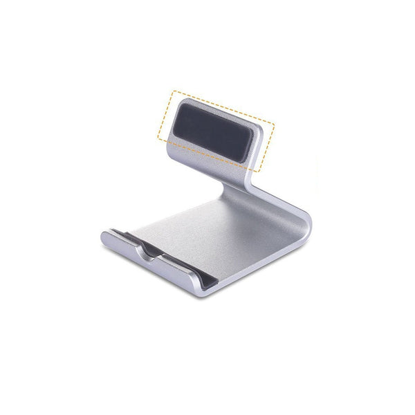"Portable Aluminum Universal Mobile Dock Mount Holder For Smartphones & 7"" Tablet"