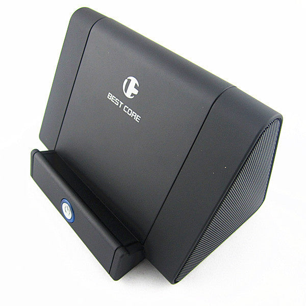 Wireless Induction Phone Stand Speaker
