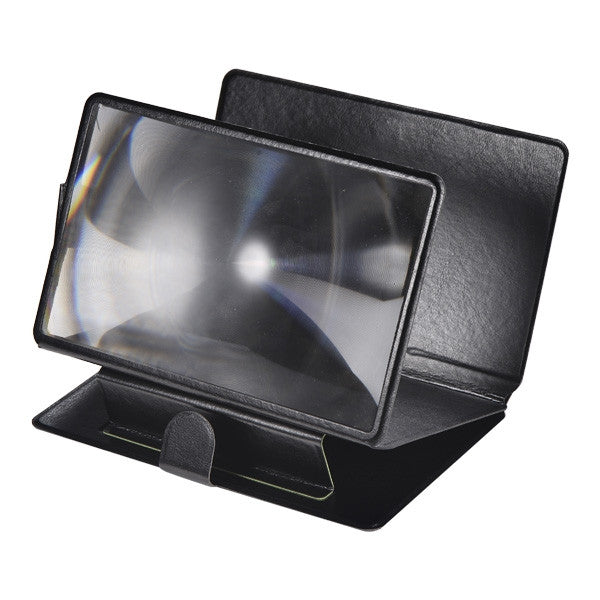 Mobile Phone Screen Magnifier & Enlarge Stand