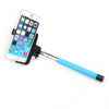 Mobilegear Selfie Stick With Inbuilt Bluetooth Clicker for Corporate & Special Gifts
