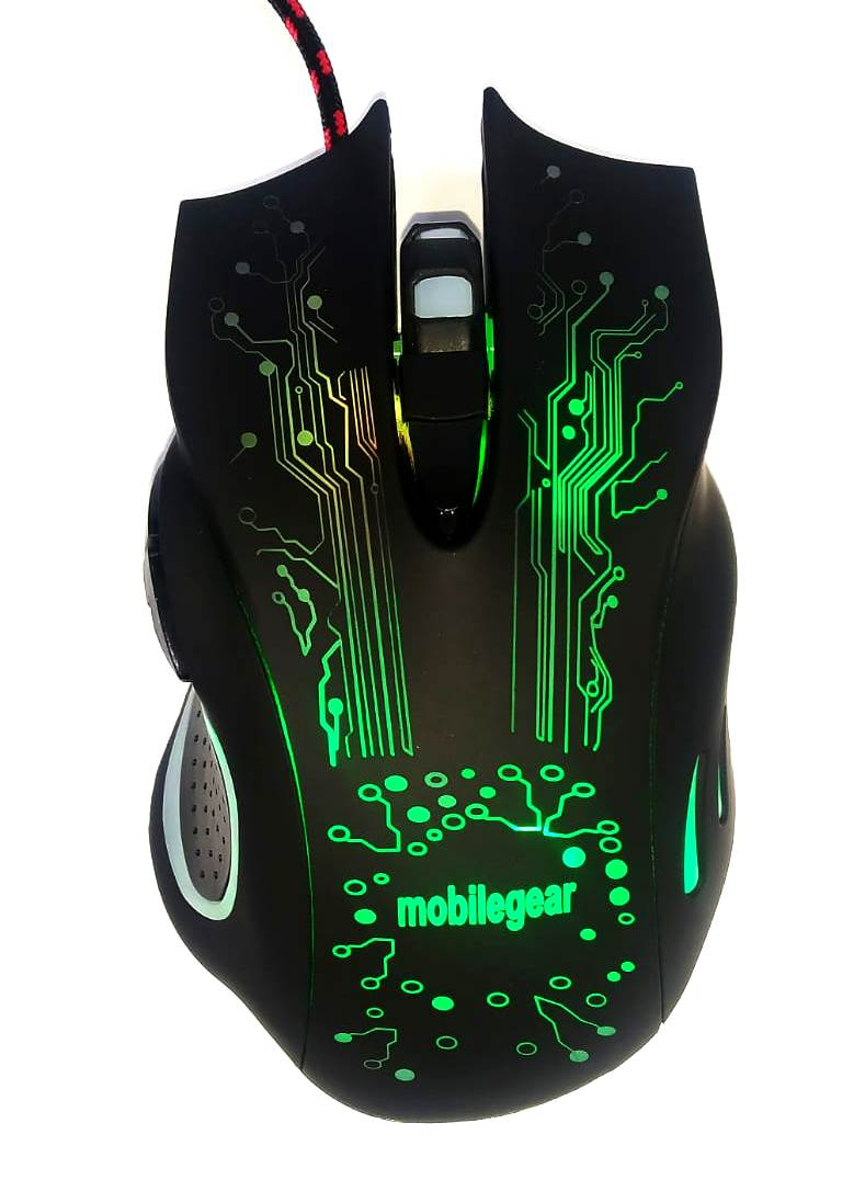 mobilegear Thunder High precision gaming mouse