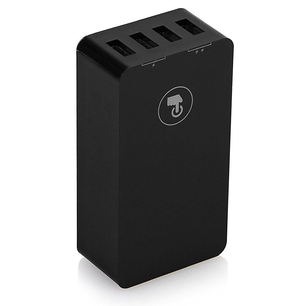 High Speed Smart 4 USB Charger With Touch LED Switch