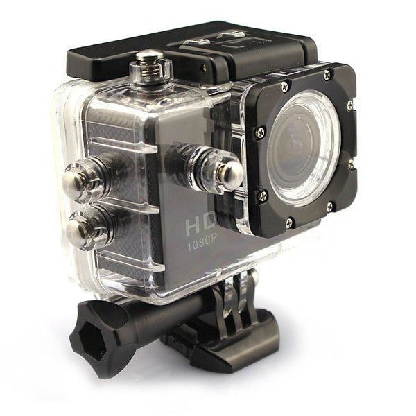 Waterproof Digital Action Camera & Camcorder