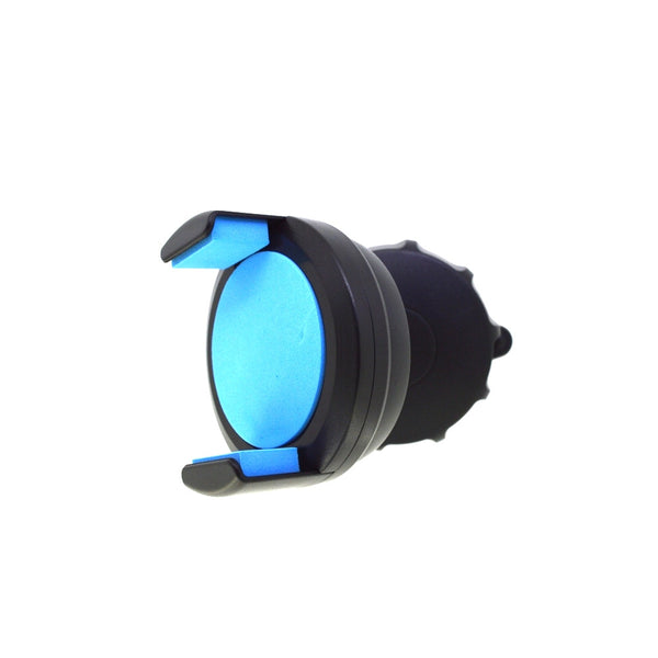 Mobilegear Car Mount Small LC-016 Blue Colour