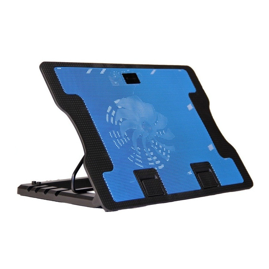 Laptop Cooling Pad Fan With 5 Angle Stand | Mobilegear