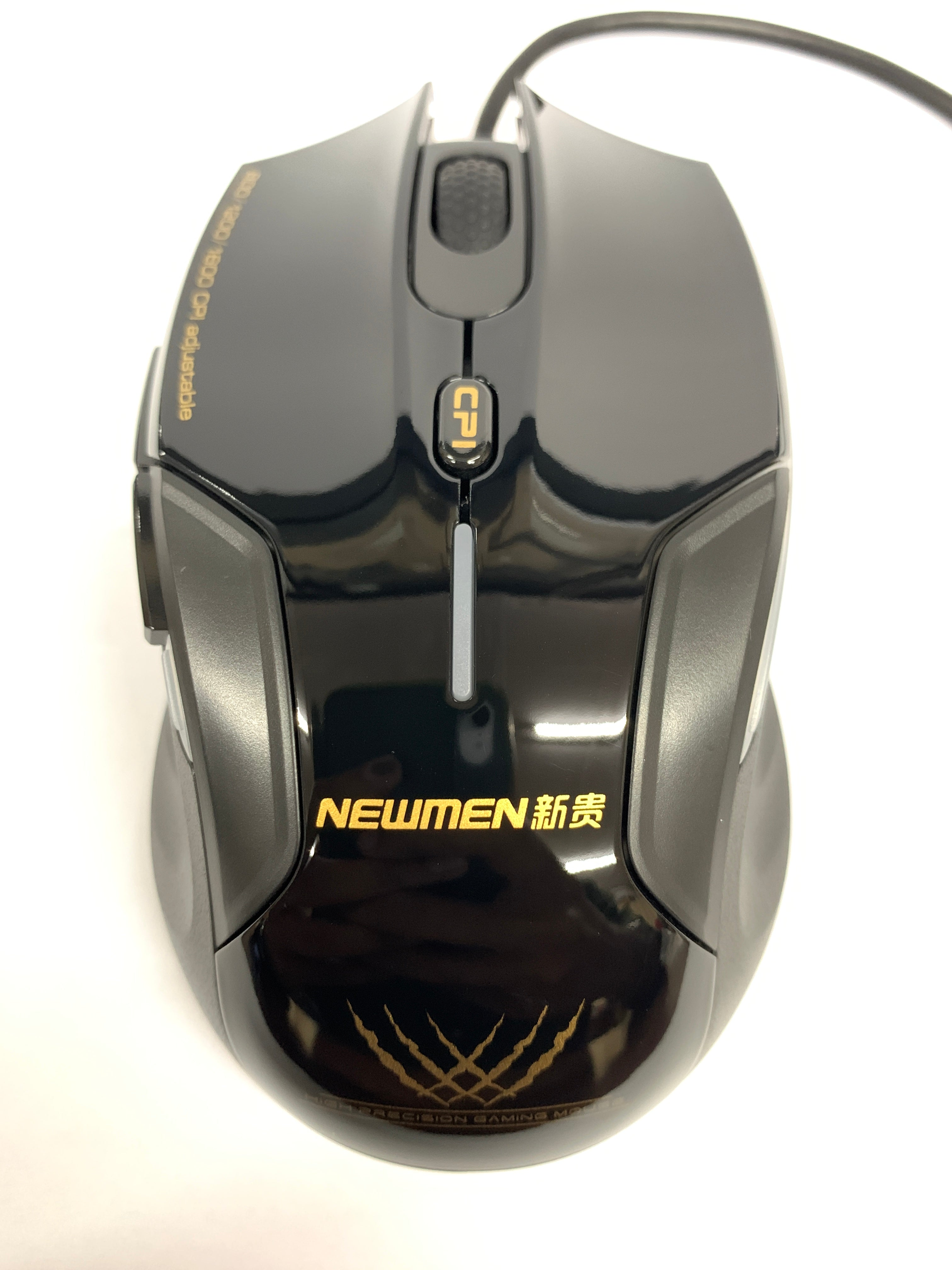 mobilegear newman N500 High precision gaming mouse