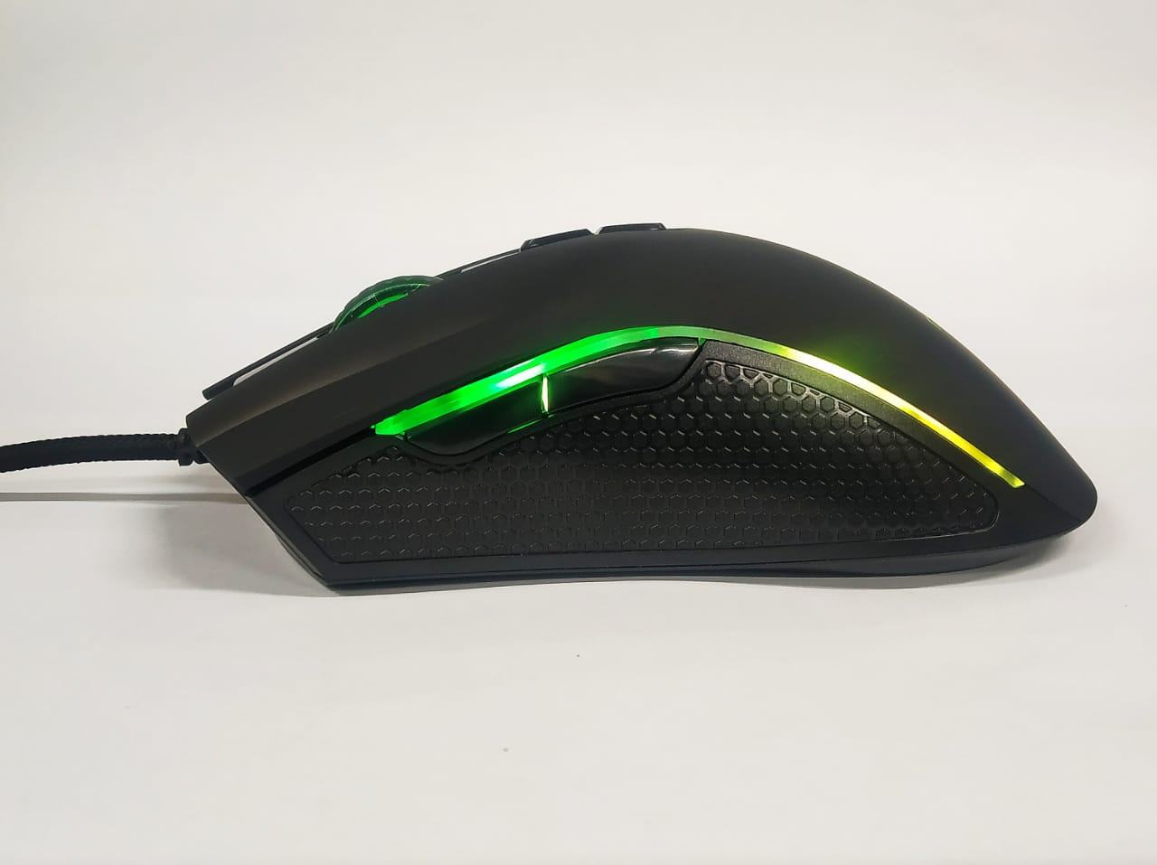 mobilegear spark optical 7D High precision gaming mouse