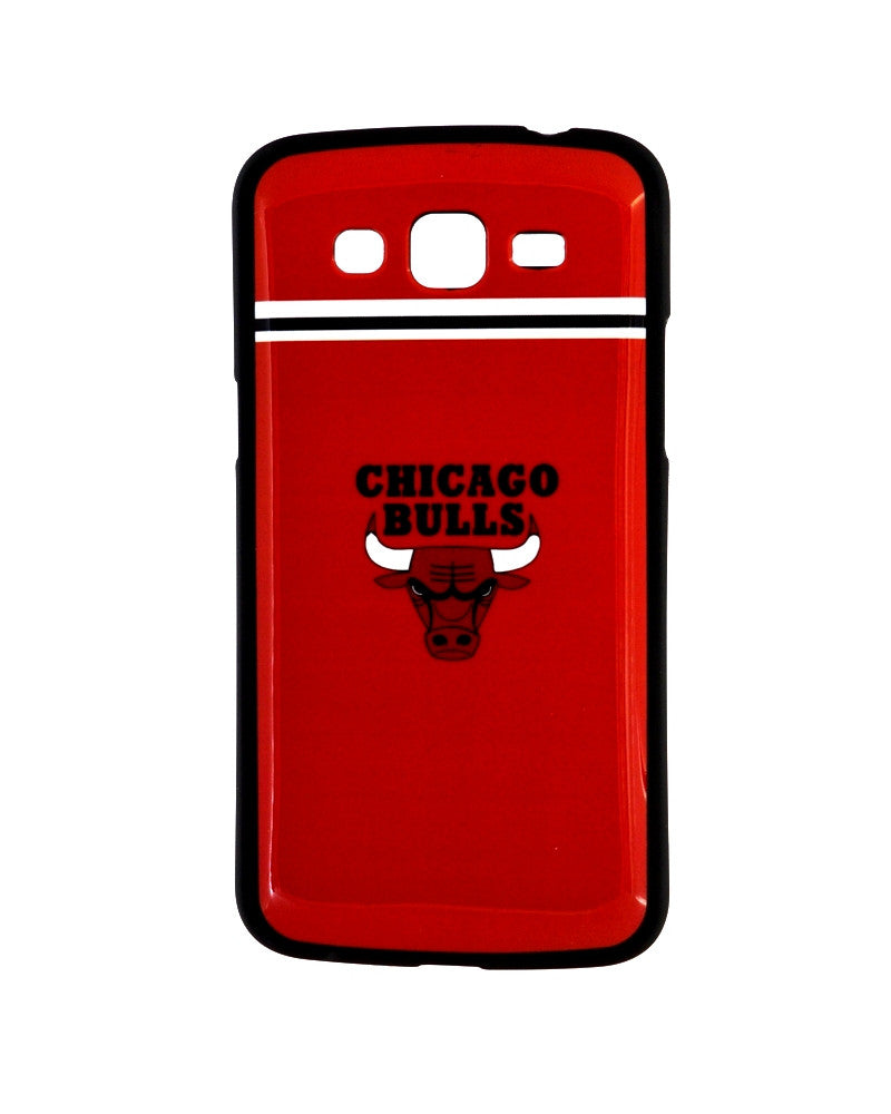 Chicago Bulls Design Mobile Cover for Samsung Galaxy Grand 2 Duos