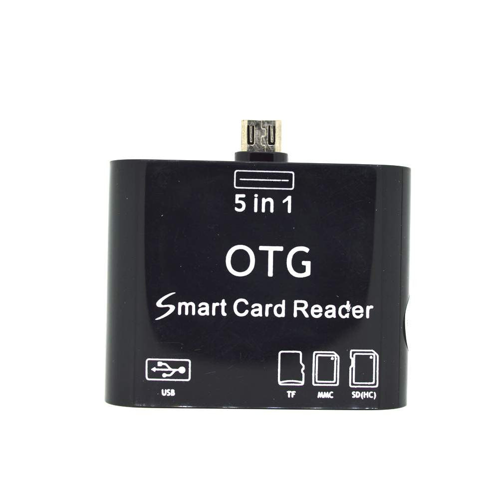 5 in 1 Card Reader