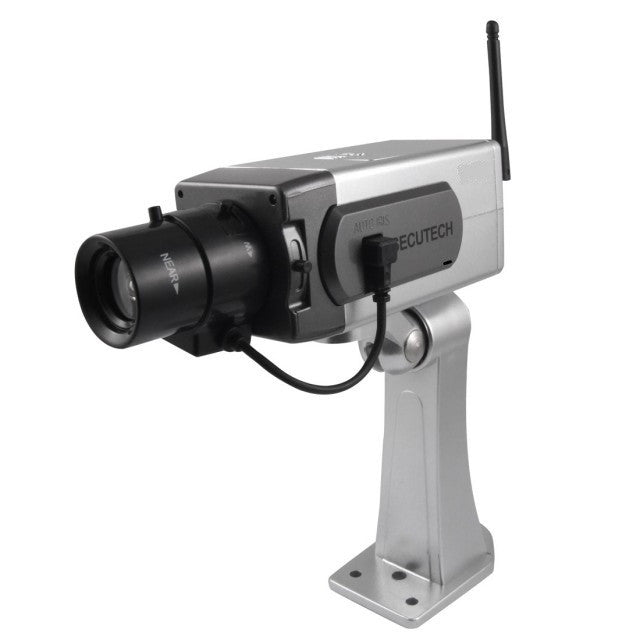 Wireless Dummy CCTV Camera