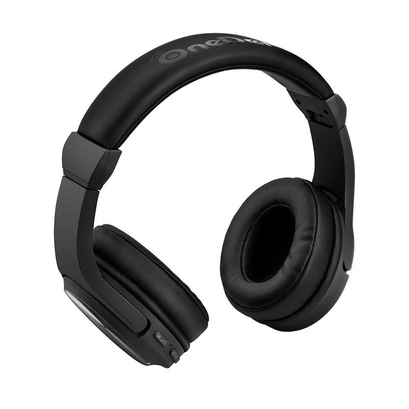 Mobilegear OneDer S1 Superbass Wireless Bluetooth Headsets with Noise Cancelling ,Mic Support ,TF Card