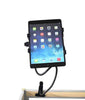 Universal Flexible Tablet Holder Cum Clip Stand