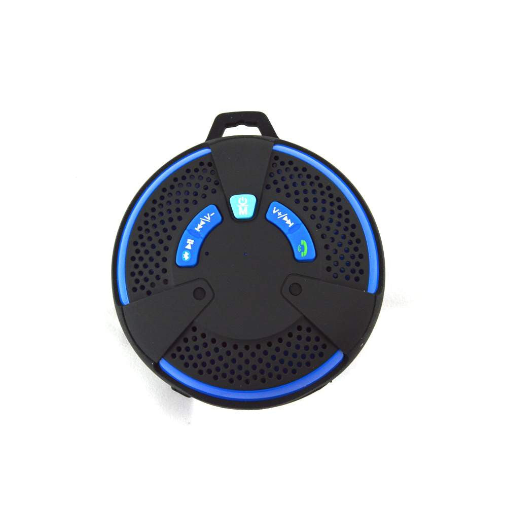 Mini Water Resistant Splash Proof Sporty Portable Bluetooth Speaker With MIcro SD & AUX