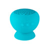 QDOS Q-Bopz Compact Bluetooth Speaker with Integrated Suction Pad