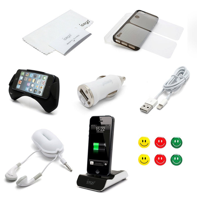 Car Charger For Apple iPhone 3G 3GS iPhone 4 and 4S iPod Nano iPad 2 539