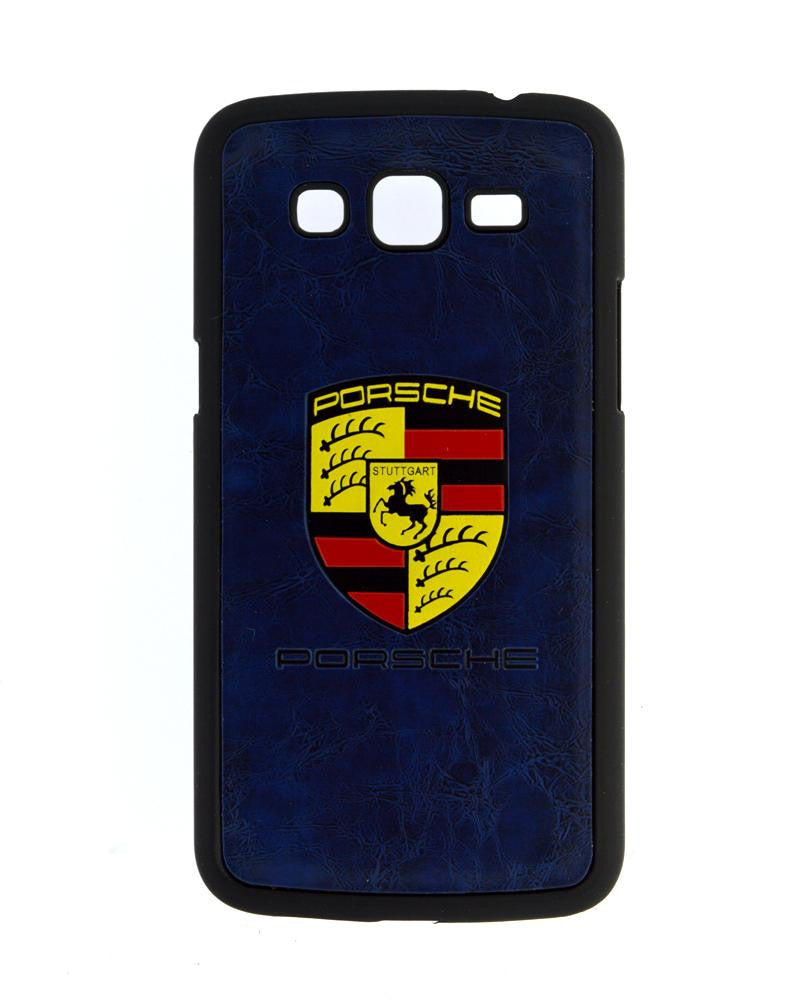 Designer Porsche Style Mobile Cover for Samsung Galaxy Grand 2 Duos-BLUE