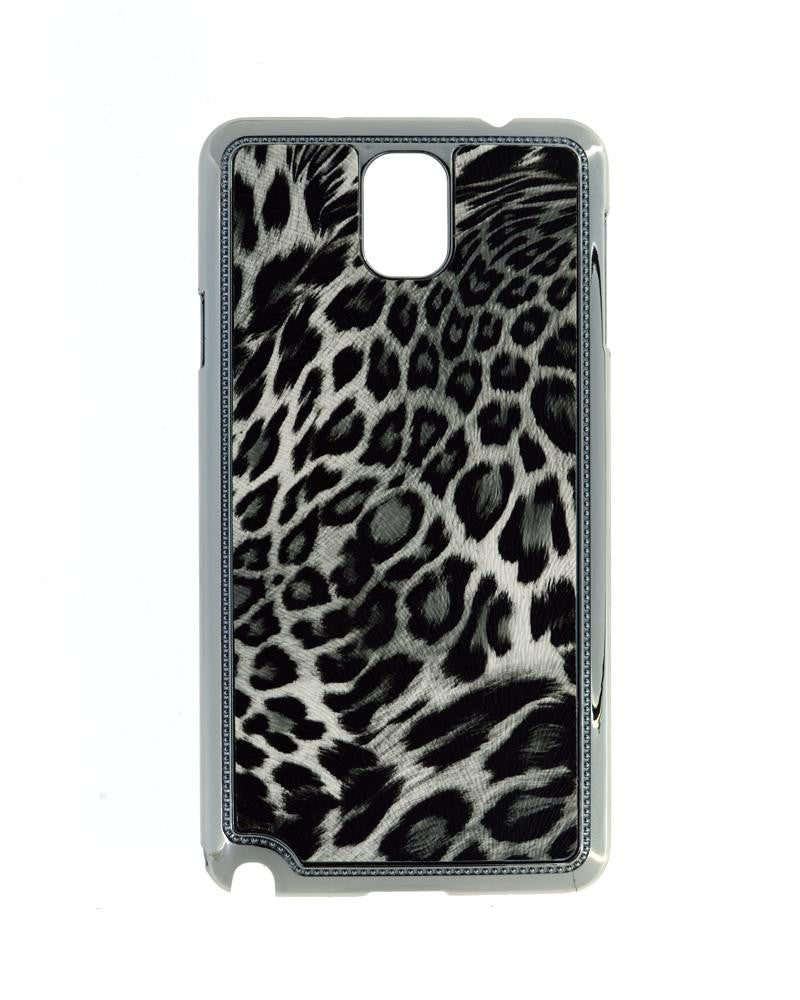 Leopard Skin Design Hard Mobile Cover for Samsung Galaxy Note 3