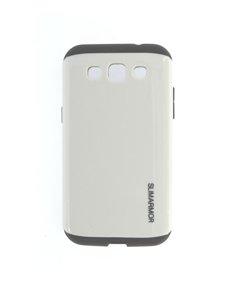 Mono Spigen Slim Armor Mobile Cover for Samsung Galaxy Win i8552-WHITE