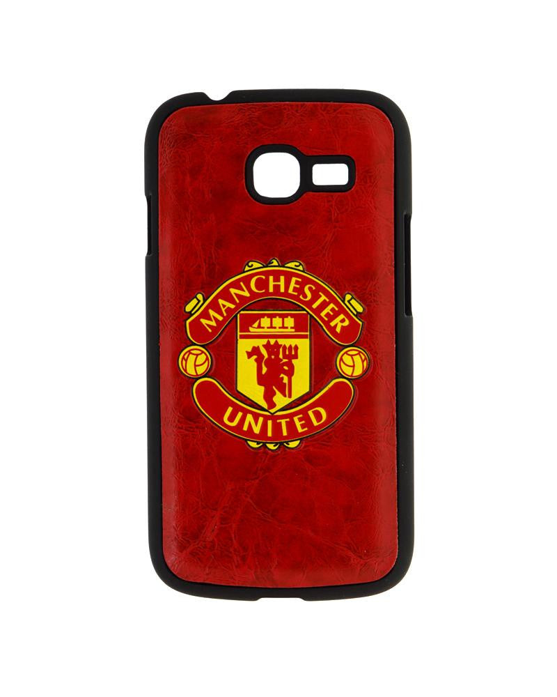 Manchester United FC Design Cover for Galaxy Star Pro S7262