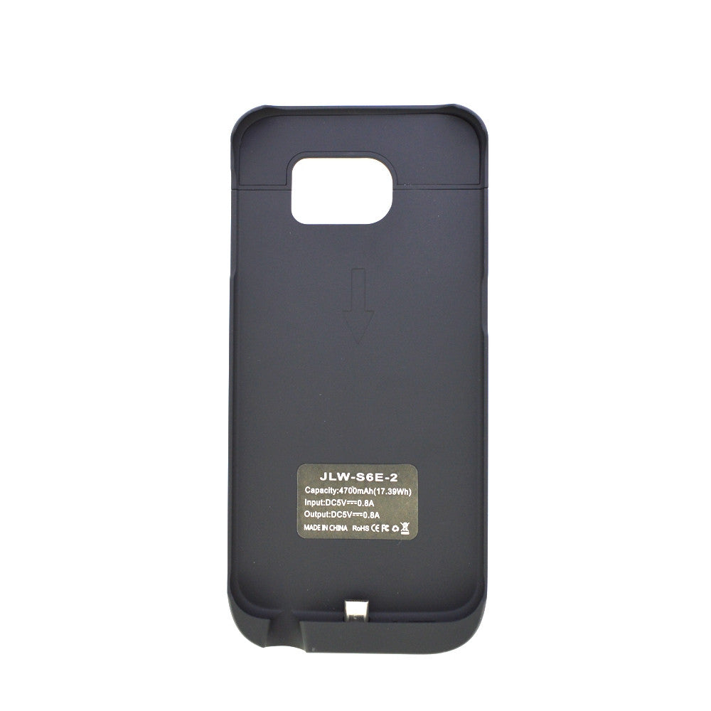Exclusive Power Charging Mobile Case & Cover of 4700 mAH for Samsung Galaxy S6