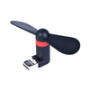 Mobilegear Smallest Mobile Fan USB & Micro USB Powered