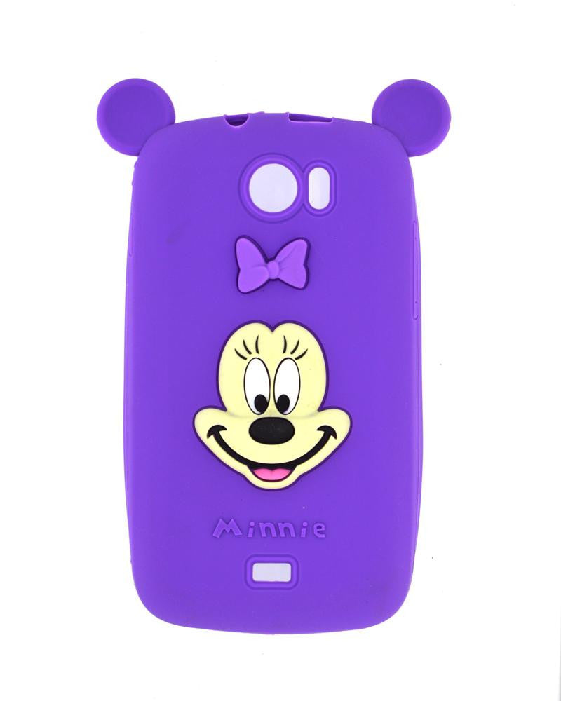 Minnnie Mouse Soft Silicone Cover for Canvas 2 A110