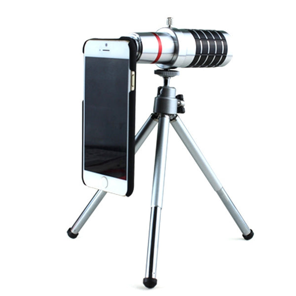 Mobilegear 18X Zoom Mobile Camera Lens Kit for iPhone 6