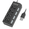 4 Port High-Speed USB 2.0 Hub