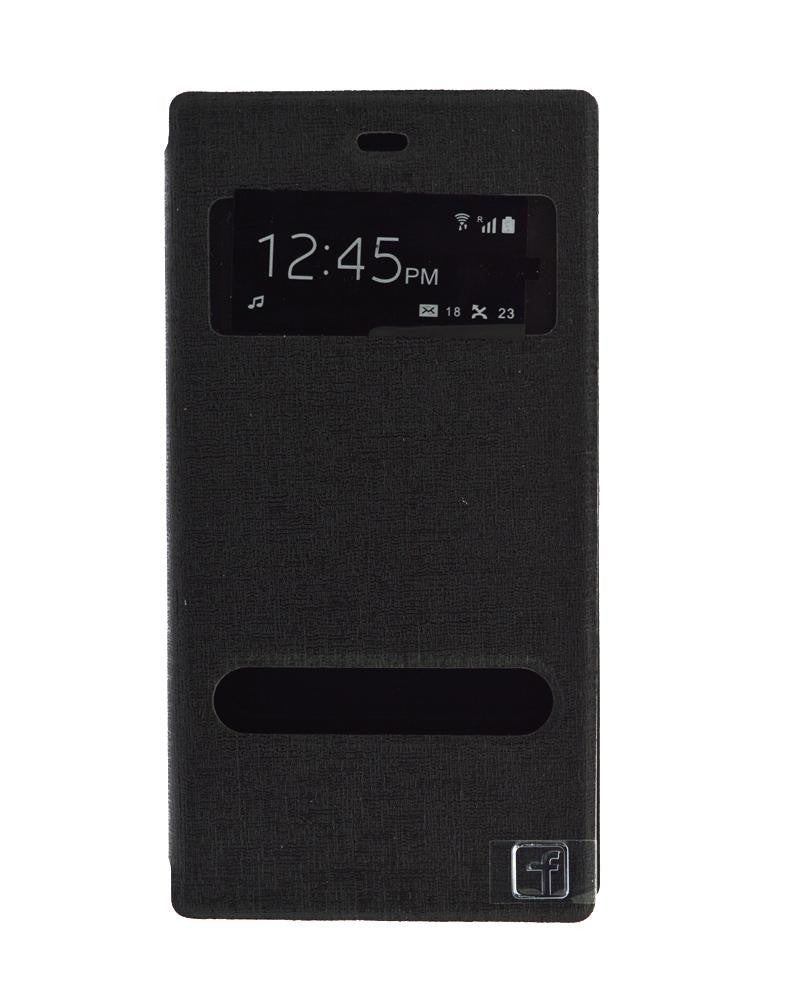 S View Cover for Xiaomi Mi3 - BLACK