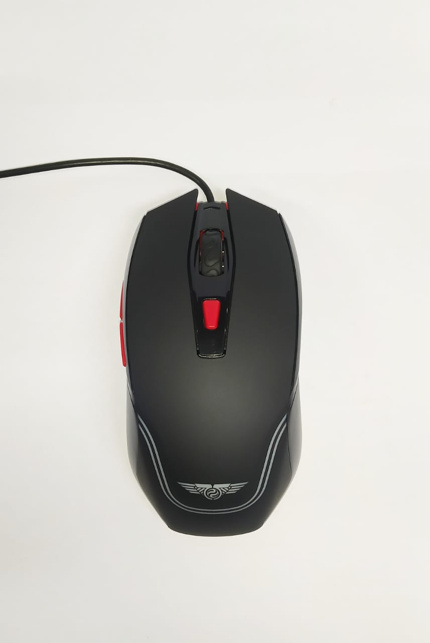 mobilegear newman  High precision gaming mouse