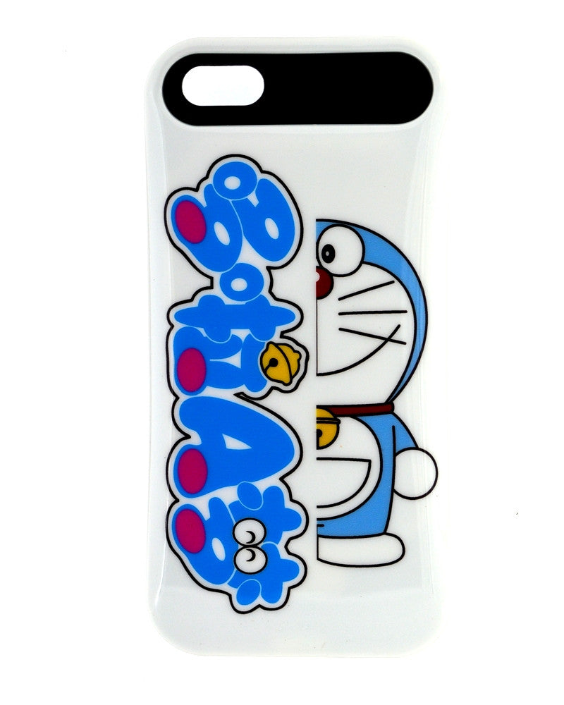 i-Glow Night Glow Cute Doraemon Mobile Cover For iPhone 5/5s