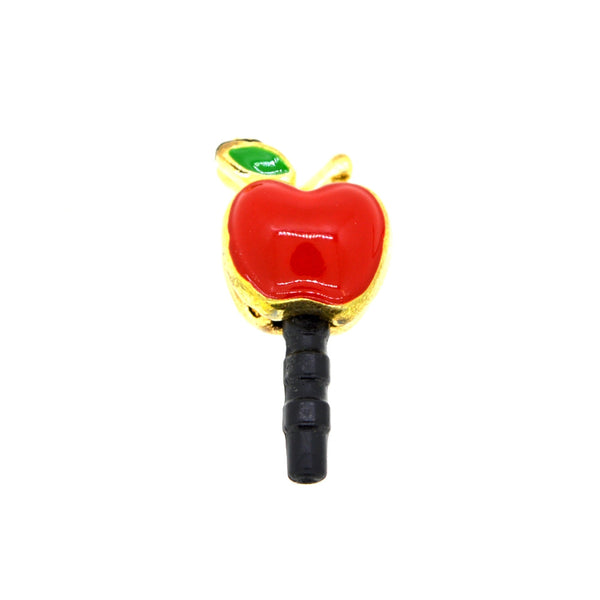 Sided Drip Candy Color Headset dust plug