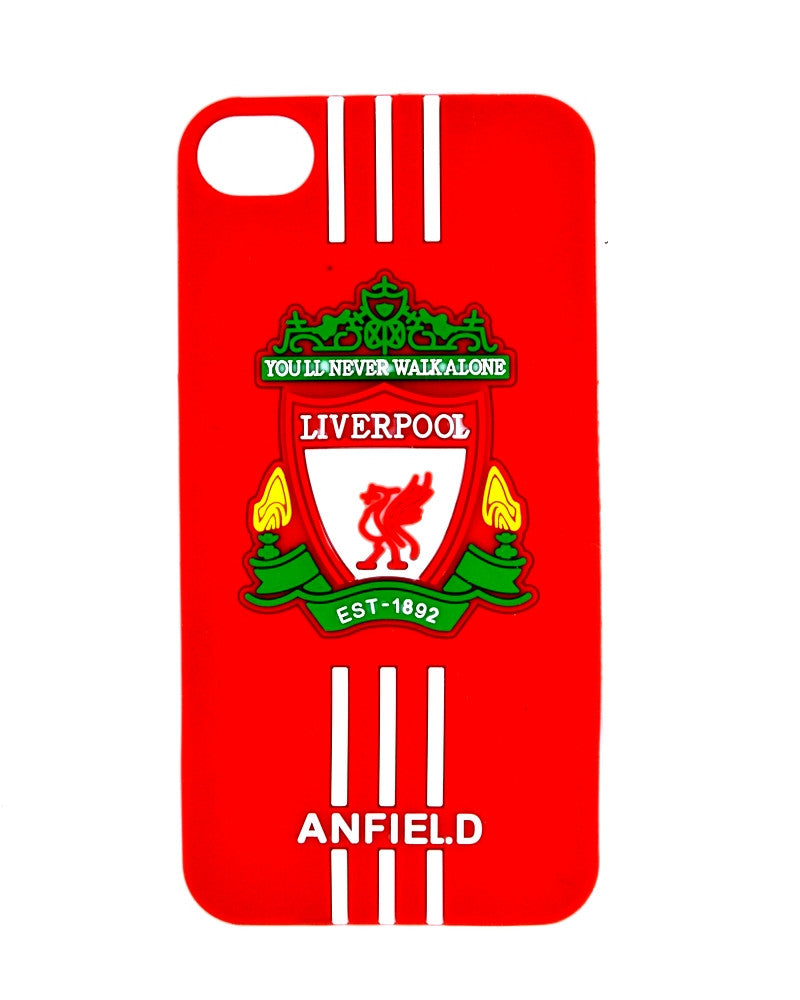 Liverpool FC Design Mobile Cover - Back Cover for iPhone 4/4s