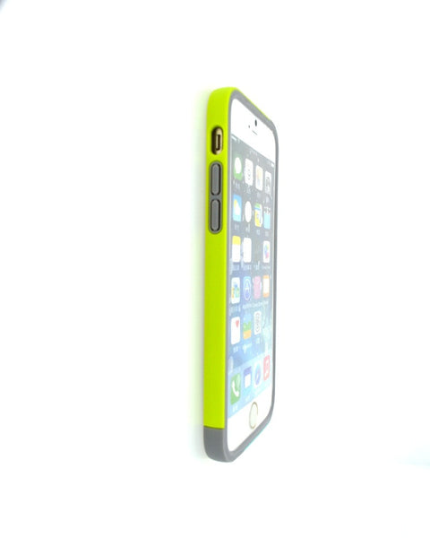 Exclusive Apple iPhone 6 Bumper Trio Mobile Cover - GREEN