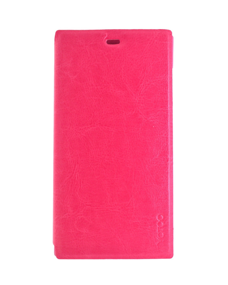 Yo Toa Flip Cover for Xiaomi Mi 3 - PINK