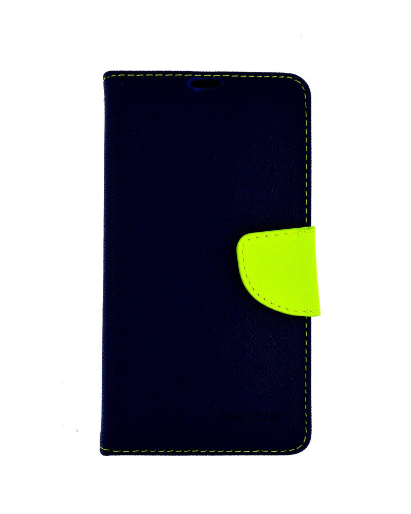 Stylish Flip Cover for Xiaomi Mi3 - BLUE