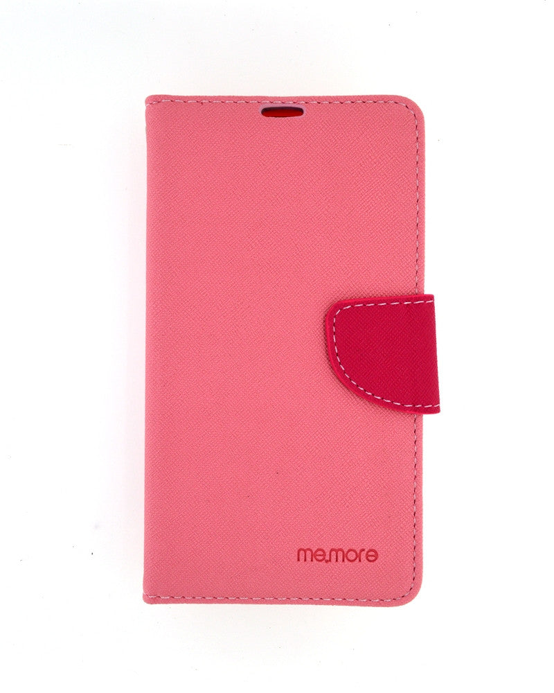 Stylish Flip Cover for Xiaomi Mi3 - PINK