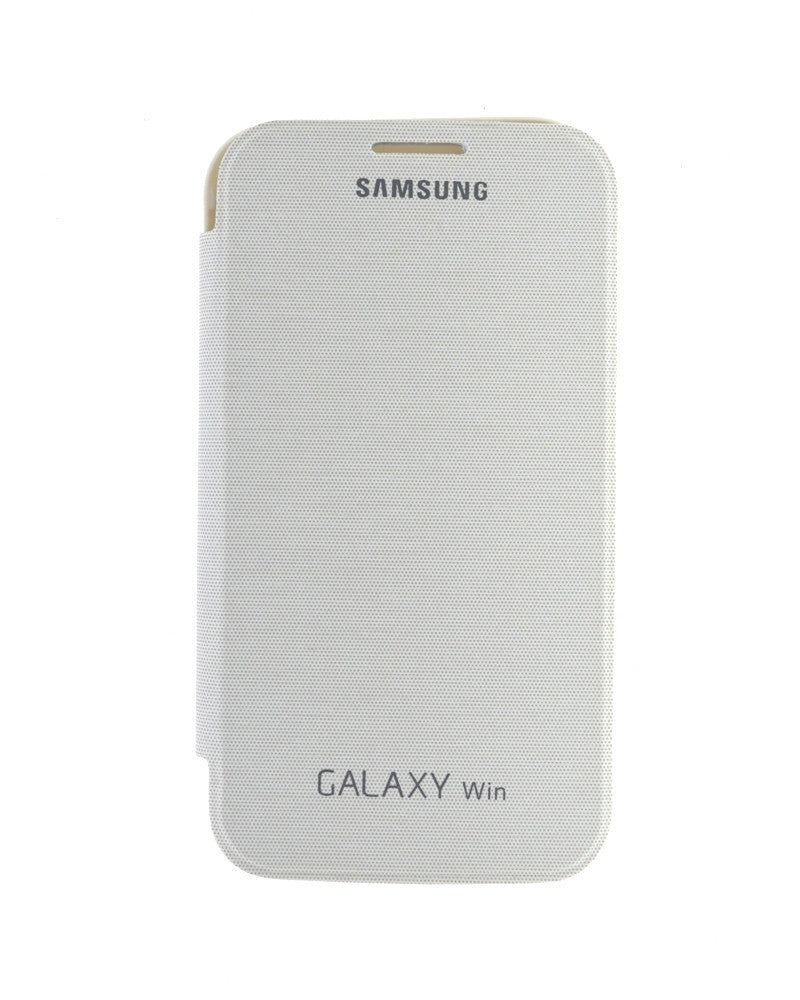 Flip Cover for Samsung Galaxy Win i8552 with Leather Look