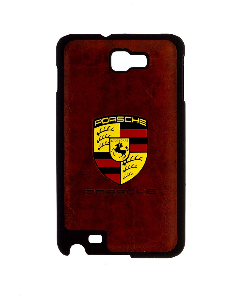 Designer Porsche Style Mobile Cover for Samsung Galaxy Note 1-MAROON