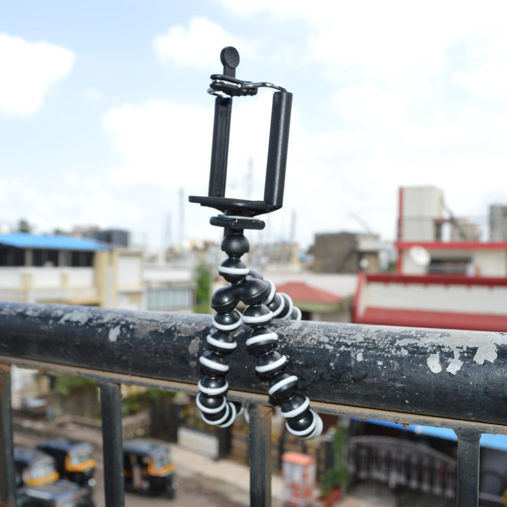 "Gorilla flexible Mini Tripods (""6"" inch height)"