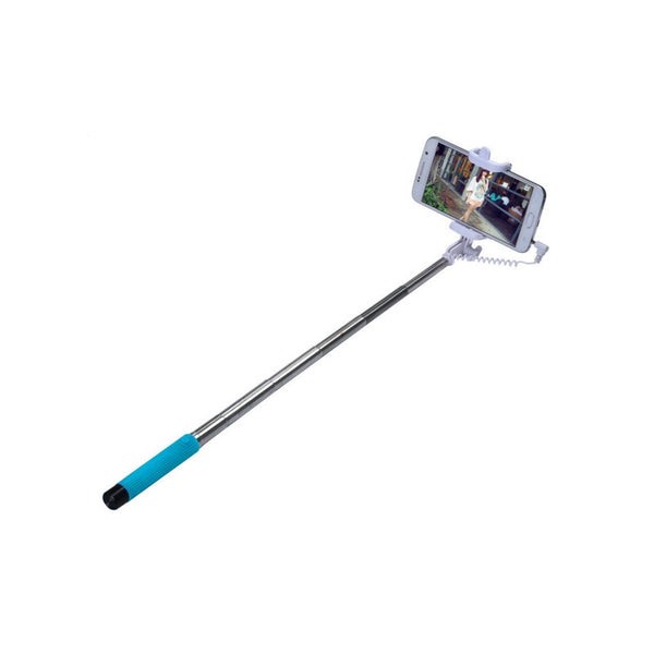 Selfie Stick AUX Wire to Click For Mobile | Mobilegear