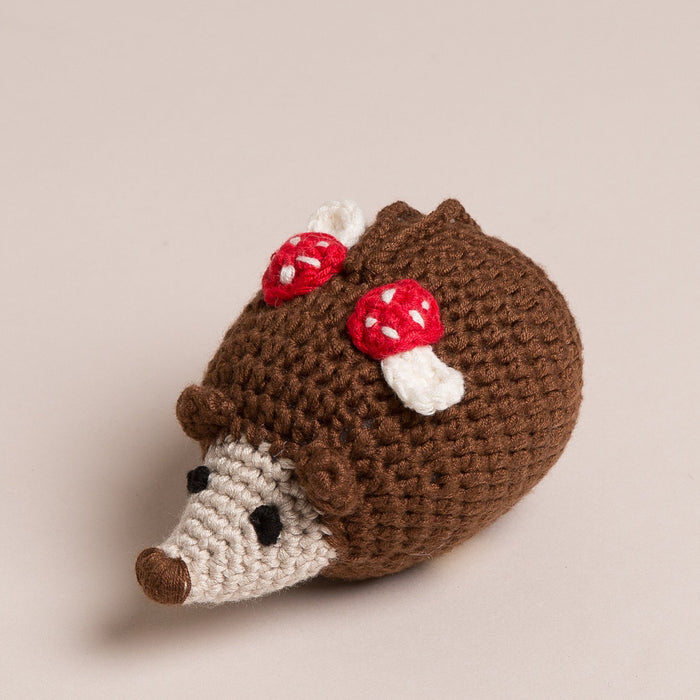 Rattle/Hanging Hedgehog