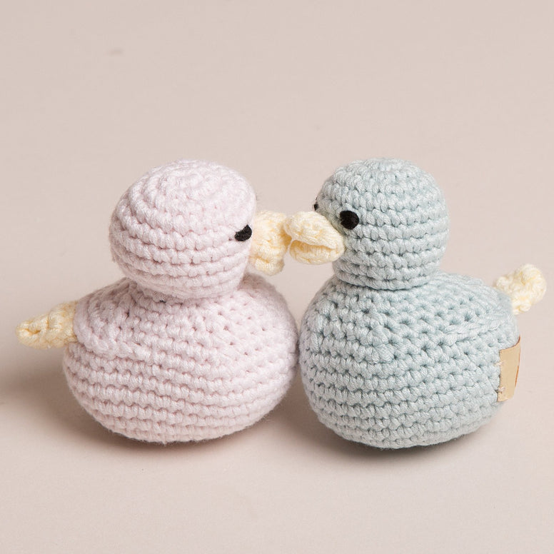 Little Duckling Rattle