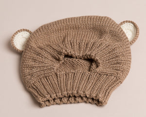 Hand Knitted Baby Bear Hats