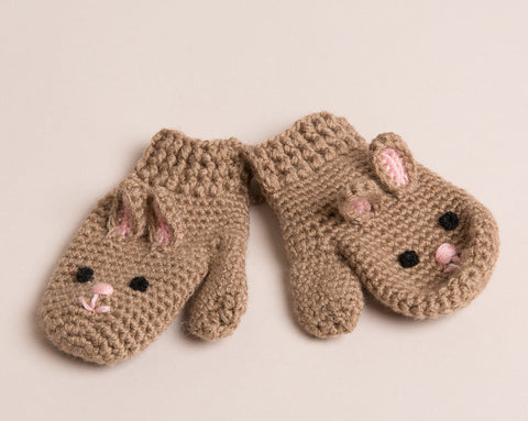 Little Bunny Mittens